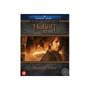 The Hobbit Trilogy 3D (Extended Edition) | 3D Blu-ray