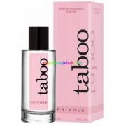 Taboo For Her Feromon Női Parfüm 50 ml. Kellemes, finom, csábító illattal