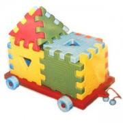 Детски строител - 12 части, Dolu, 5011