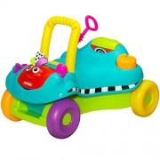 Funskool Playskool 2 in 1 Walk 'n' Ride Toy for 9+ Months Babies/ Kids (Boys/Girls)
