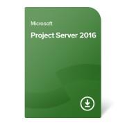 Microsoft Project Server 2016 OLP NL, H22-02689 elektronikus tanúsítvány