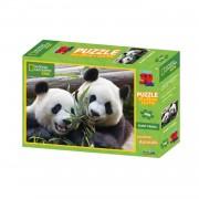 Amigo National Geographic Kids 3D-puzzel panda's - 100 stukjes