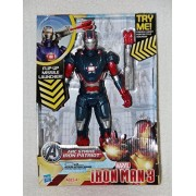 Marvel Iron Man 3 Avengers Initiative Arc Strike Iron Patriot Figure by Hasbro Toys