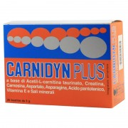 Carnidyn Plus Integratore Carnitina