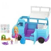 Mattel Polly Pocket Abenteuer-Camper