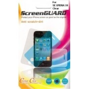 Ultraclear Screen Protector for Sony Ericsson XPERIA X8 - Sony Screen Protector
