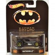Batmobile Batman ReturnsHot Wheels Retro Entertainment