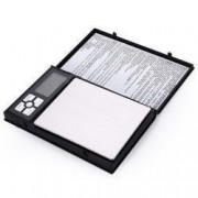 Cantar electronic Weight Care 0.01 - 500 g Afisaj Digital LCD Oprire automata Negru