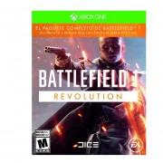 Xbox One Juego Battlefield 1 Revolution