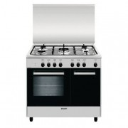 Glem AR965MI6 cucina Piano cottura Acciaio inossidabile Gas A