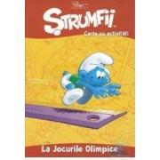 Strumfii - Carte cu activitati - La jocurile olimpice