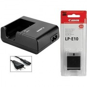 Canon LP-E10 Lithium-Ion Battery Pack + LC-E10E CHARGER INCLUDE