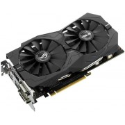 Placa Video ASUS GeForce GTX 1050 Ti ROG STRIX GAMING OC, 4GB, GDDR5, 128 bit