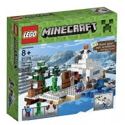 (LEGO) LEGO Minecraft 21120 the Snow Hideout Building Kit