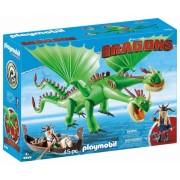 Dragons - Gemeni Cu Barf Si Belch Playmobil