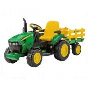 Peg Perego Traktor sa prikolicom na akumulator John Deere Ground Force IGOR0047 (P75121047)
