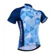 Cycling Box Blue Starry Sky Jersey - Large
