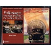 Hitler's Chariots Volume Three: Volkswagen - From Nazi People's Car to New Beetle - Volkswagen - from Nazi People's Car to New Beetle (9780764337536)