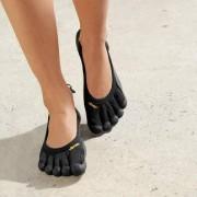 Vibram FiveFingers®- schoenen voor dames, 40 - zwart