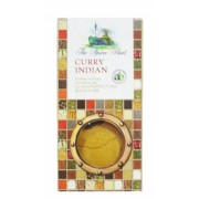 Condiment bio - curry indian