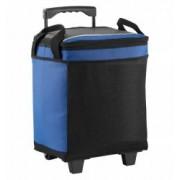 Troller frigorific albastru-negru capacitate 32 doze