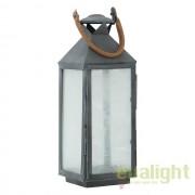 Suport lumanare design LUX Vanini S, zinc 106862 HZ
