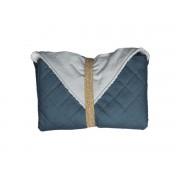Fabelab Changing pad - blue spruce 55x55 cm