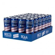 NOCCO 24 x NOCCO BCAA, 330 ml, Passion