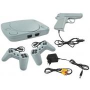 Consola joc TV PolyStation cu doua telecomenzi si jocuri preinstalate