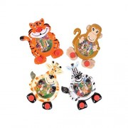 """3.5"""" Zoo Animal Water Game (With Sticky Notes)"""