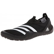 Adidas Outdoor Men s Climacool Jawpaw Slip-on Water Shoe Black/White/Silver Metallic 10 D(M) US