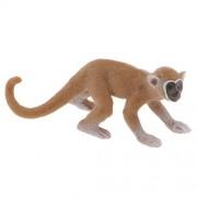 10$Store Realistic Squirrel Monkey Wild Animal Figurine Model Action Figure Kids Toy