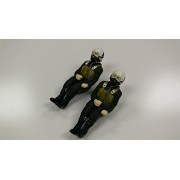 Special Offer! 2 x RC Fighter Jet Pilot Figure
