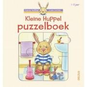 Deltas Kleine Huppel Puzzelboek (1-3 j.)