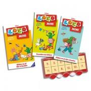 Lobbes Mini Loco - Kikker Starterpakket (4-6)