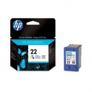 HP Cartucho de tinta original 22 Tri-color C9352AE