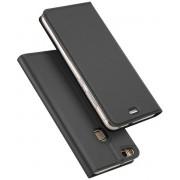 Dux Ducis Folio Case Huawei P10 Lite - Donkergrijs