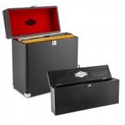 Auna VINYL COLLECTOR комплект за съхранение почистващ комплект станция за измиване куфар за плочи (PL-0740-0820)