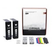 Декоративный кожух Noctua NA-HC3 Chromax Black Swap for NH-D15 Series