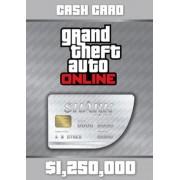 GRAND THEFT AUTO V GTA: GREAT WHITE SHARK CASH CARD - ROCKSTAR SOCIAL CLUB - PC
