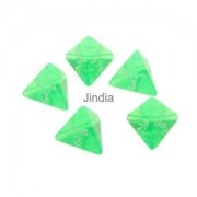Alcoa Prime New 5pcs/Set TRPG Games Dungeons & Dragons D4 Multi Sided Dices Set - Green