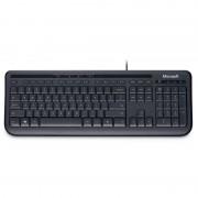 Microsoft Wired Keyboard 600 Teclado Multimedia