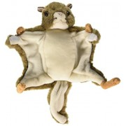 Plush Flying Squirrel 9""