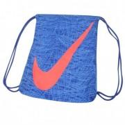 Nike mintás kék sportzsák
