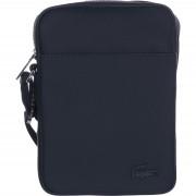 Lacoste Slim Vertical Herren Crossbody Bag blau Gr. One