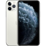 Apple iPhone 11 Pro Smartphone (14,7 cm/5,8 Zoll, 256 GB Speicherplatz, 12 MP Kamera), Silber