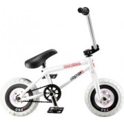 Rocker Mini BMX Cykel Rocker 3+ Hannibal Freecoaster (Vit)