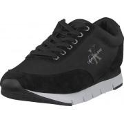 Calvin Klein Jeans Tabata Black, Skor, Sneakers & Sportskor, Sneakers, Svart, Dam, 39