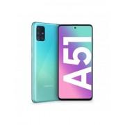 "Samsung Smartphone Samsung Galaxy A51 Sm A515f 128 Gb Dual Sim Octa Core 6.5"" Super Amoled 4g Lte Wifi Bluetooth 4 Fotocamere Refurbished Prism Crush Blue"
