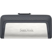 SanDisk OTG Pendrives dual drive type C 128 GB OTG Drive(Multicolor, Type A to Type C)